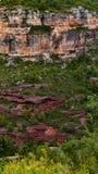 Photographie d'un paysage des montagnes image stock