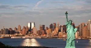 Photographie de concept de tourisme de New York photos stock