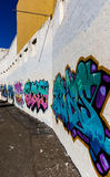 Photographie de graffiti Images stock