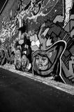 Photographie de graffiti Photo stock