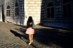 Photographie de rue en Brasov, Roumanie image stock