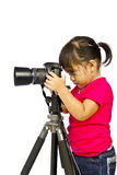Photographie des enfants. Photos stock