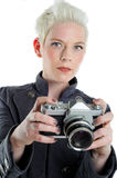 Photographing Stock Photos