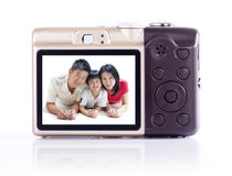 Photographing Stock Photo