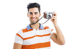 Photographing Stock Images