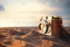 Photographs on holiday royalty free stock image