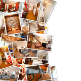 Photographs of interior Royalty Free Stock Image