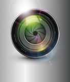 Photography background vector illustration
