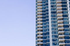 Photography of Blue and Gray High Rise Building Stock Images