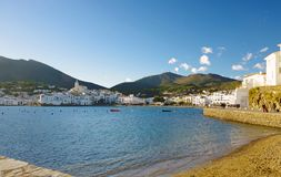 Photography of Cadaques, Spain stock images