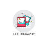 Photography Card Image Picture Photo Icon Stock Images