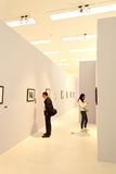 Photography Collection Exhibition Royalty Free Stock Photo