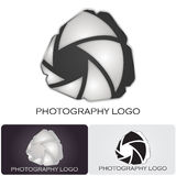 Photography Company Logo Royalty Free Stock Images