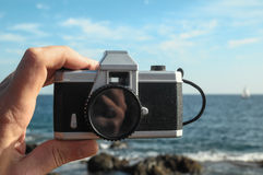 Photography Concept Royalty Free Stock Photography