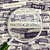 PHOTOGRAPHY Stock Image