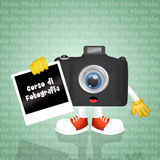 Photography course Royalty Free Stock Images