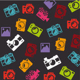 Photography design Royalty Free Stock Photo