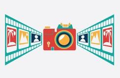 Photography design Royalty Free Stock Photo