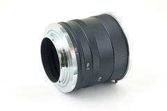 Photography extension tubes Royalty Free Stock Image