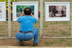 Photography festival Stock Photos