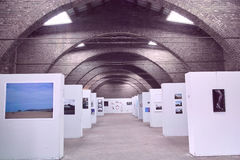 Photography festival Royalty Free Stock Photography