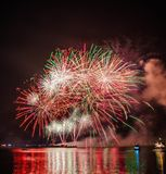 Photography of Fireworks Display Stock Photo