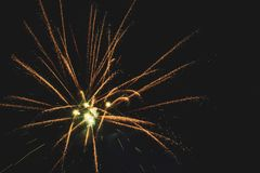 Photography of Fireworks During Night Time Royalty Free Stock Photo