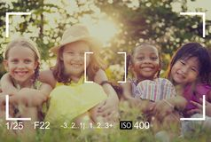 Photography Focus Camera View Concept royalty free stock image