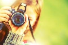 Photography Hobby Stock Photography