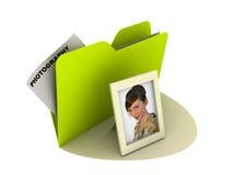 Photography icon Stock Photo