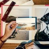 Photography Ideas Creative Occupation Design Studio Concept Stock Image