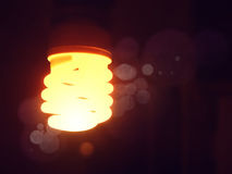 Photography of lamp Royalty Free Stock Photography