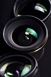 Photography Lenses 03 Stock Images