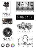 Photography logo Stock Images