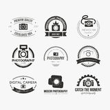 Photography Logos Stock Photography