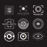 Photography Logos Stock Photos