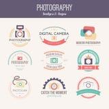 Photography Logos Stock Photo