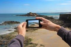 Photography mobile stock photos