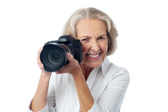Photography is my favorite hobby. Royalty Free Stock Photo