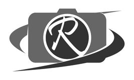 Photography Service Letter R Royalty Free Stock Images
