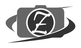 Photography Service Letter Z Royalty Free Stock Photography