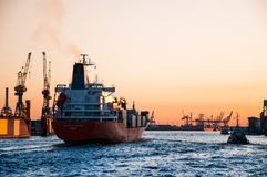 Photography of Ship Stock Image