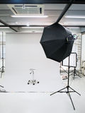 Photography Studio Stock Photo