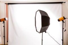 Photography studio Stock Image