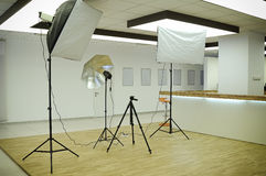 Photography Studio Stock Image
