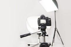 Photography studio interior - camera ready Stock Photo