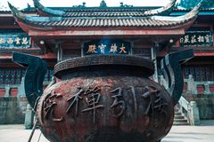 Photography of The Temple Royalty Free Stock Images