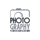 Photography theme template Stock Photography