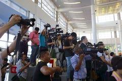 photojournalists stock afbeeldingen