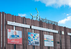 Photokina Cologne Stock Images